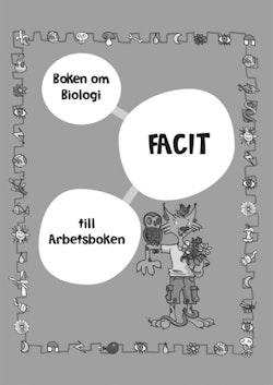 Boken om biologi Facit, 5-pack