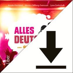 Alles Deutsch 8 Elev-ljud (nedladdningsbar)