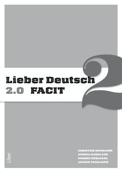 Lieber Deutsch 2 2.0 Facit