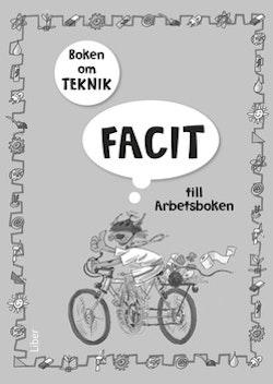 Boken om teknik Facit 5-pack