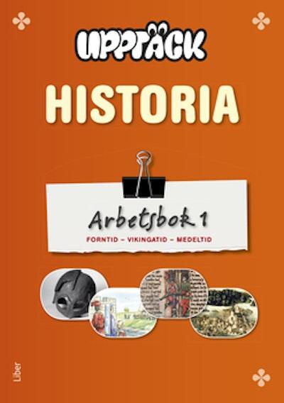 Upptäck Historia Arbetsbok 1