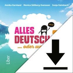 Alles Deutsch 7 Lärarljud (nedladdningsbar)