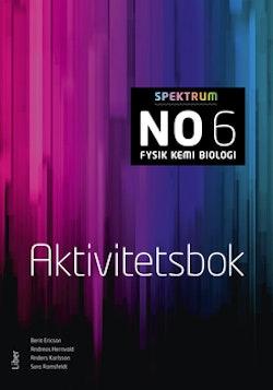 Spektrum NO 6 Aktivitetsbok