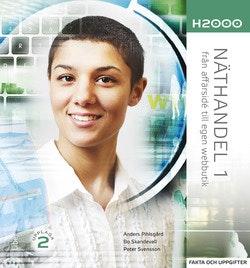 H2000 Näthandel 1 Fakta och uppgifter Digitalbok Grupplicens 12 mån