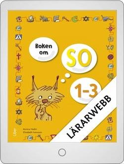 Boken om SO 1-3 Lärarwebb 12 mån