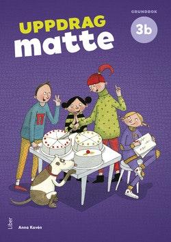 Uppdrag Matte 3B Onlinebok Grupplicens 12 mån
