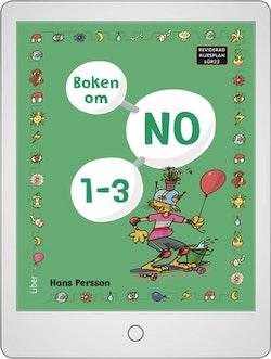 Boken om NO 1-3 Lärarwebb 12 mån