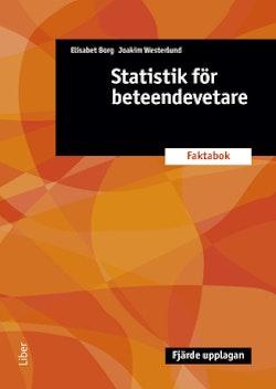 Statistik för beteendevetare - Faktabok