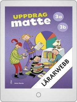 Uppdrag Matte 3 Lärarwebb 12 mån