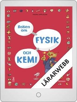 Boken om Fysik och Kemi Lärarwebb 12 mån
