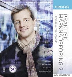 H2000 Praktisk marknadsföring 2 Fakta och uppgifter Digitalbok grupplicens 12 mån
