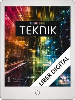 Spektrum Teknik Digital Grupplicens 12 mån