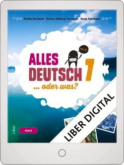 Alles Deutsch 7 Digital Grupplicens 12 mån