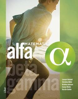 Matematik Alfa Grundbok