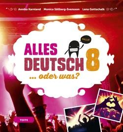 Alles Deutsch 8 Digital Grupplicens 12 mån