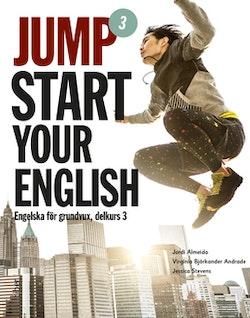Jumpstart Your English 3 - Engelska för grundvux, delkurs 3