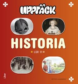 Upptäck Historia Lärarwebb 12 mån