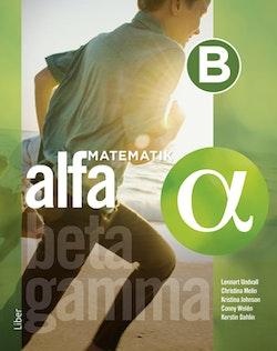 Matematik Alfa B-boken