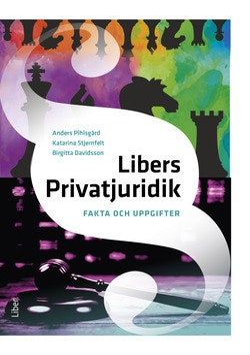 Libers Privatjuridik Fakta och uppgifter