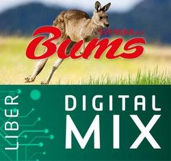 Bums åk 4 Digital Mix Elev 12 mån