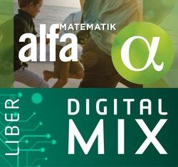 Matematik Alfa Digital Mix Lärare