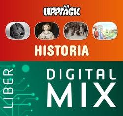 Upptäck Historia Digital Mix Lärare 12 mån