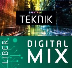 Spektrum Teknik Digital Mix Lärare 12 mån