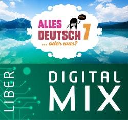 Alles Deutsch 7 Digital Mix Lärare 12 mån