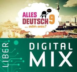 Alles Deutsch 9 Digital Mix Lärare 12 mån