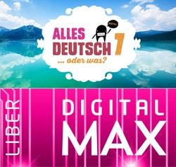 Alles Deutsch 7 Digital Max Klasspaket 12 mån