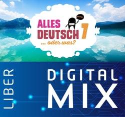Alles Deutsch 7 Mix Klasspaket (Tryckt och Digitalt) 12 mån