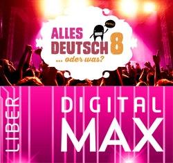 Alles Deutsch 8 Digital Max Klasspaket 12 mån