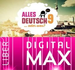 Alles Deutsch 9 Digital Max Klasspaket 12 mån