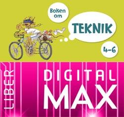 Boken om teknik 4-6 Digital Max Klasspaket 12 mån