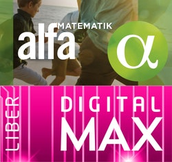 Matematik Alfa Digital Max Klasspaket 12 mån
