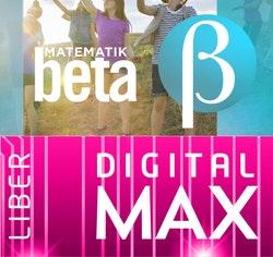 Matematik Beta Digital Max Klasspaket 12 mån