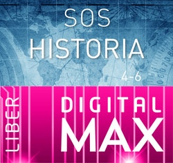 SOS Historia 4-6 Digital Max Klasspaket 12 mån