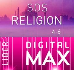 SOS Religion 4-6 Digital Max Klasspaket 12 mån