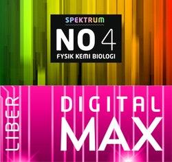 Spektrum NO 4 Digital Max Klasspaket 12 mån