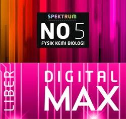 Spektrum NO 5 Digital Max Klasspaket 12 mån