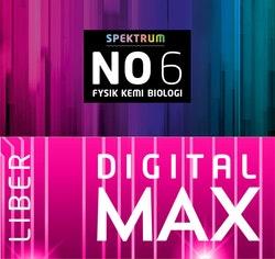 Spektrum NO 6 Digital Max Klasspaket 12 mån