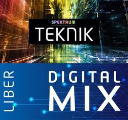 Spektrum Teknik Mix Klasspaket (Tryckt och Digitalt) 12 mån