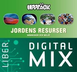 Upptäck Jordens resurser Digital Mix Elev 12 mån