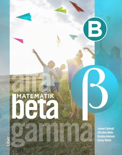 Matematik Beta B-boken