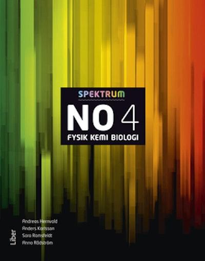 Spektrum NO 4 - Fysik Kemi Biologi