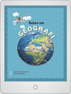 Boken om geografi 4-6 Digitalt Övningsmaterial (elevlicens) 12 mån