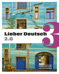 Lieber Deutsch 3 Digital Grupplicens 12 mån
