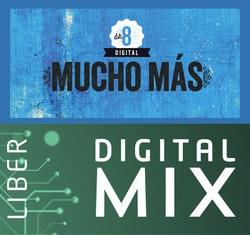 Mucho más åk 8 Digital Mix Lärare 12 mån