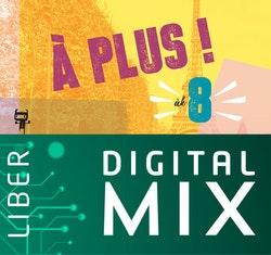 À plus ! åk 8 Digital Mix Elev 12 mån