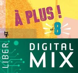 À plus ! åk 8 Digital Mix Lärare 12 mån